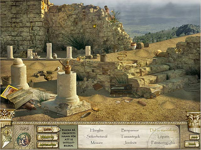 Game Skärmdump 2 National Geographic  presents: Herod's Lost Tomb
