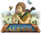 Feature Skärmdump Spel Heroes of Kalevala