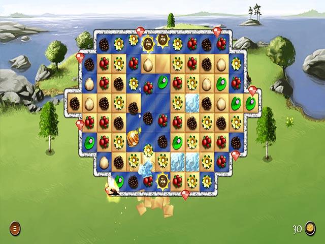 Game Skärmdump 2 Heroes of Kalevala