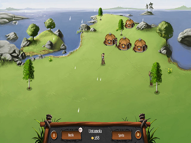 Game Skärmdump 3 Heroes of Kalevala