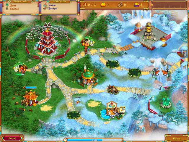 Game Skärmdump 2 Hidden World