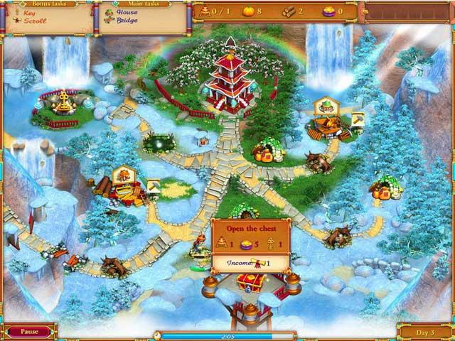 Game Skärmdump 3 Hidden World