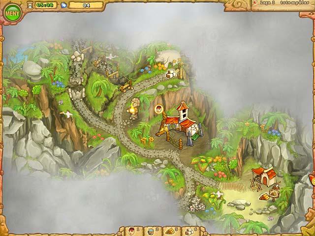 Game Skärmdump 1 Island Tribe