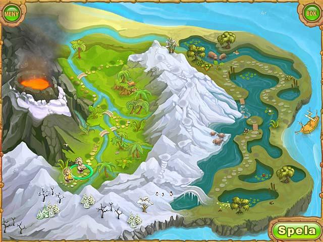 Game Skärmdump 3 Island Tribe