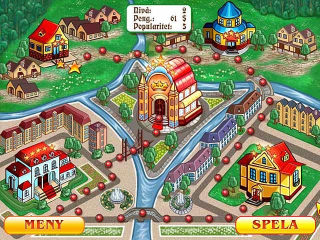 Game Skärmdump 3 Jane's Hotel