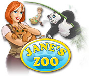 Feature Skärmdump Spel Jane's Zoo