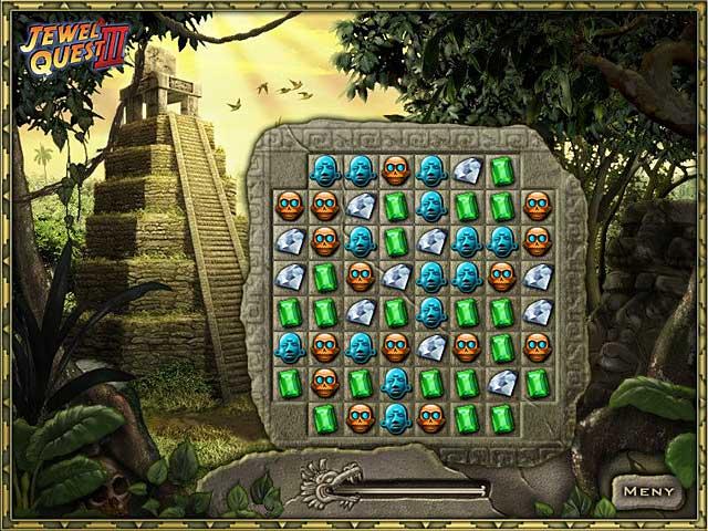 Game Skärmdump 1 Jewel Quest III