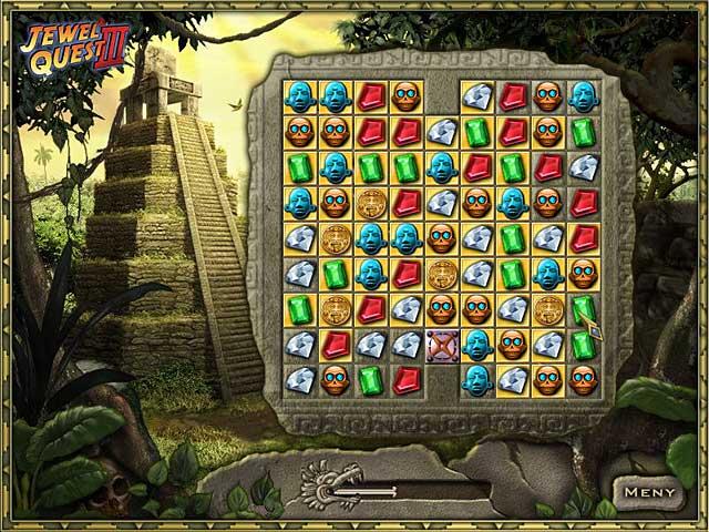 Game Skärmdump 3 Jewel Quest III