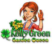 Feature Skärmdump Spel Kelly Green Garden Queen