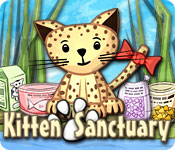 Feature Skärmdump Spel Kitten Sanctuary
