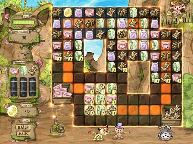 Game Skärmdump 2 Kitten Sanctuary