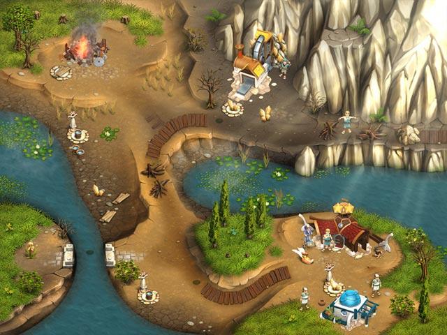 Game Skärmdump 1 Legends of Atlantis: Exodus