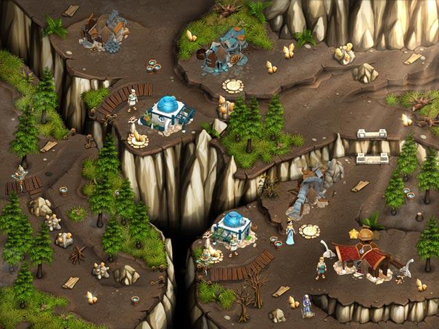 Game Skärmdump 2 Legends of Atlantis: Exodus