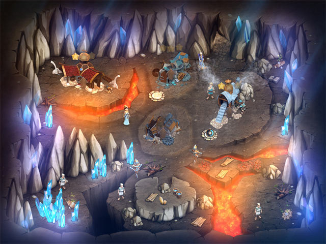 Game Skärmdump 3 Legends of Atlantis: Exodus