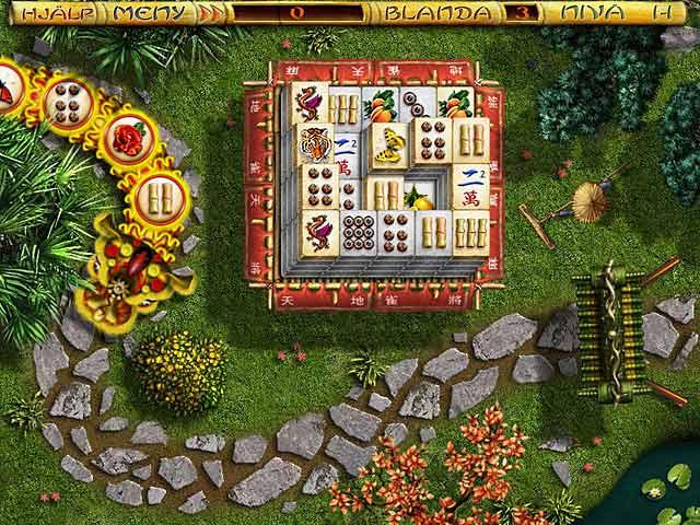 Game Skärmdump 1 Liong: The Dragon Dance