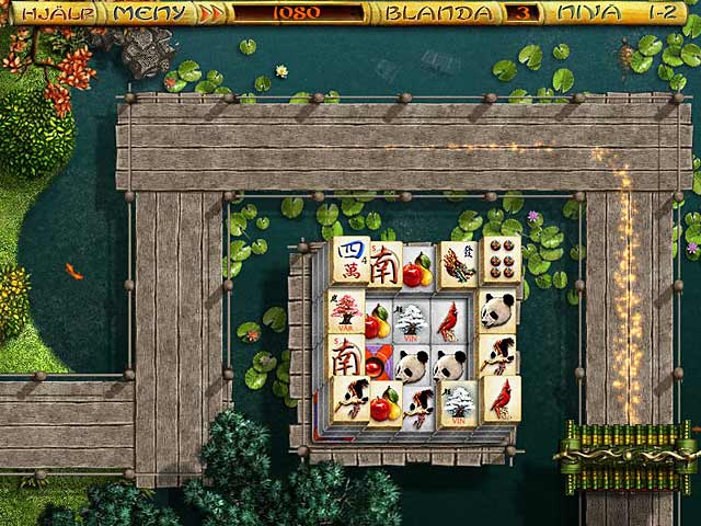 Game Skärmdump 2 Liong: The Dragon Dance