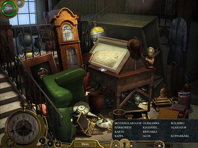 Game Skärmdump 2 Lost in Time: Clockwork Tower