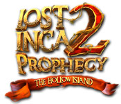 Feature Skärmdump Spel Lost Inca Prophecy 2: The Hollow Island