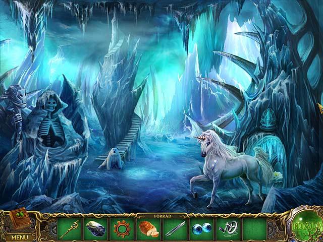 Game Skärmdump 2 Mystery Age: Mörkerprästerna