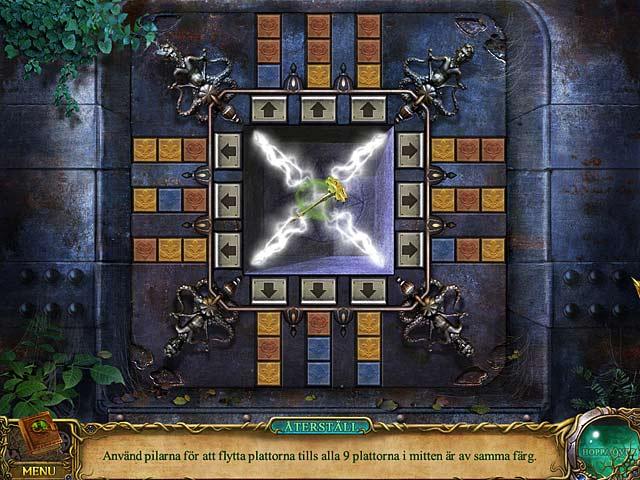 Game Skärmdump 3 Mystery Age: Mörkerprästerna