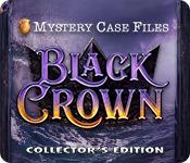 Feature Skärmdump Spel Mystery Case Files: Black Crown Collector's Edition