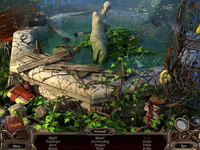 Game Skärmdump 1 Mystery Chronicles: Kärlekens svek