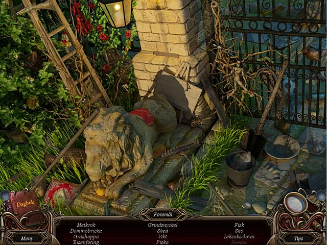 Game Skärmdump 3 Mystery Chronicles: Kärlekens svek