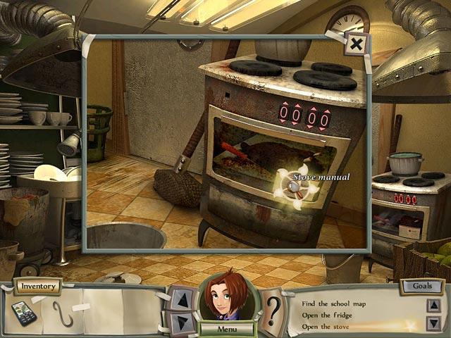 Game Skärmdump 2 Natalie Brooks: Mystery at Hillcrest High