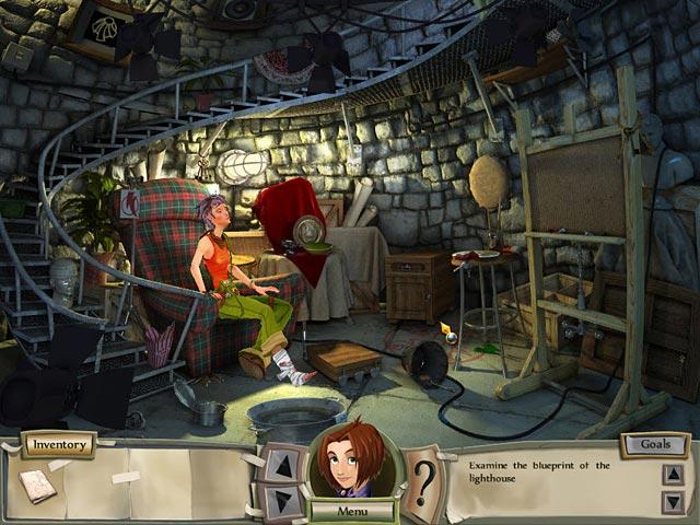 Game Skärmdump 3 Natalie Brooks: Mystery at Hillcrest High