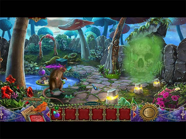 Game Skärmdump 1 Queen's Tales: Sins of the Past Collector's Edition