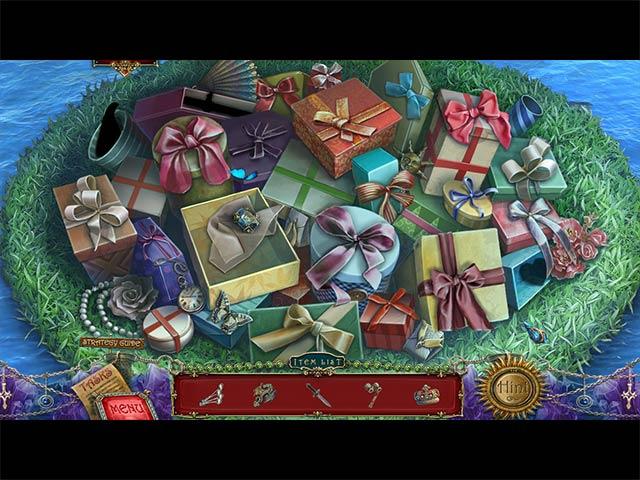 Game Skärmdump 2 Queen's Tales: Sins of the Past Collector's Edition