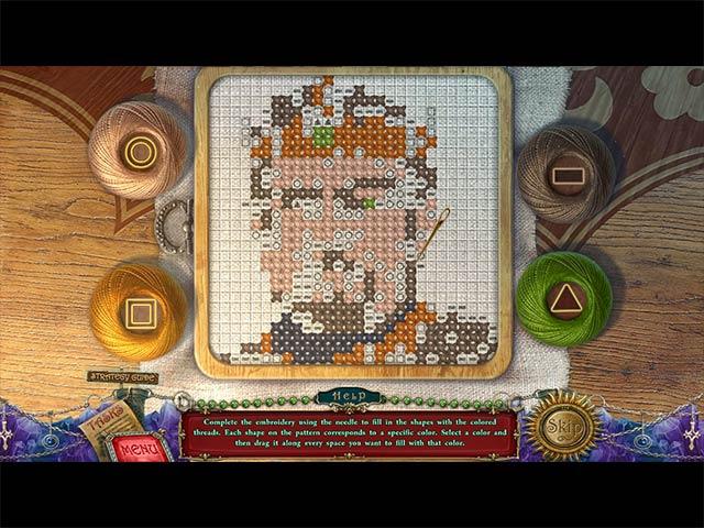 Game Skärmdump 3 Queen's Tales: Sins of the Past Collector's Edition