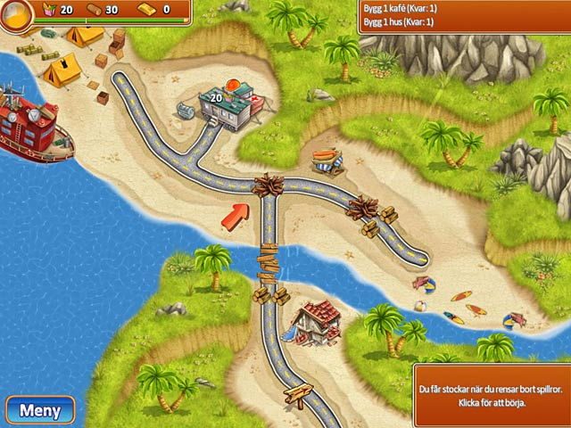 Game Skärmdump 3 Rescue Team