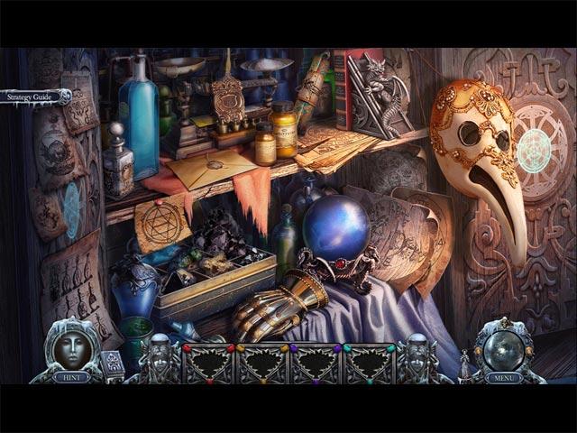 Game Skärmdump 1 Riddles of Fate: Memento Mori Collector's Edition