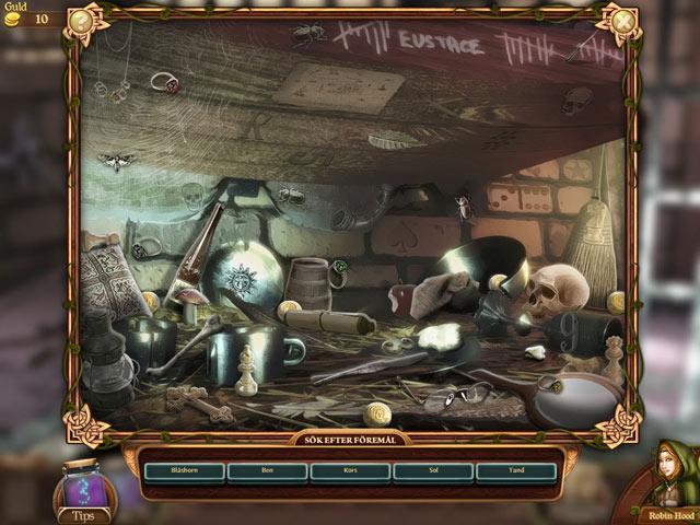 Game Skärmdump 1 Robin's Quest: A Legend Born