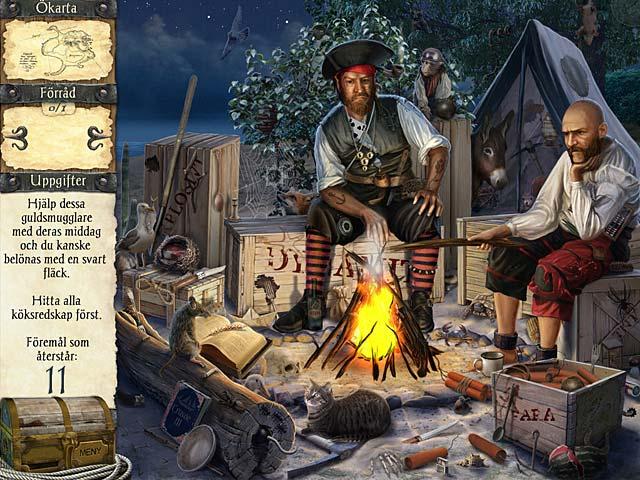 Video for Robinson Kruse och de fördömda piraterna