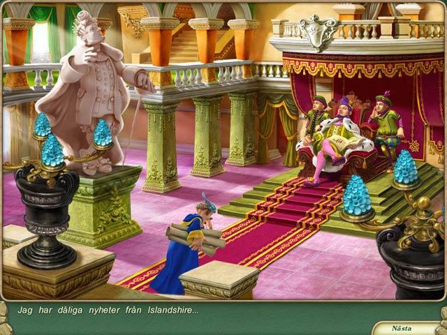 Game Skärmdump 1 Royal Envoy