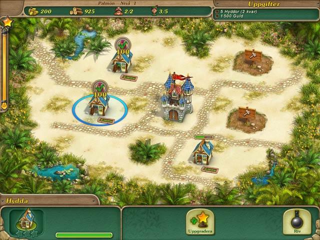 Game Skärmdump 2 Royal Envoy
