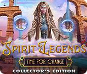 Feature Skärmdump Spel Spirit Legends: Time for Change Collector's Edition