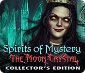 Spirits of Mystery: The Moon Crystal Collector's E