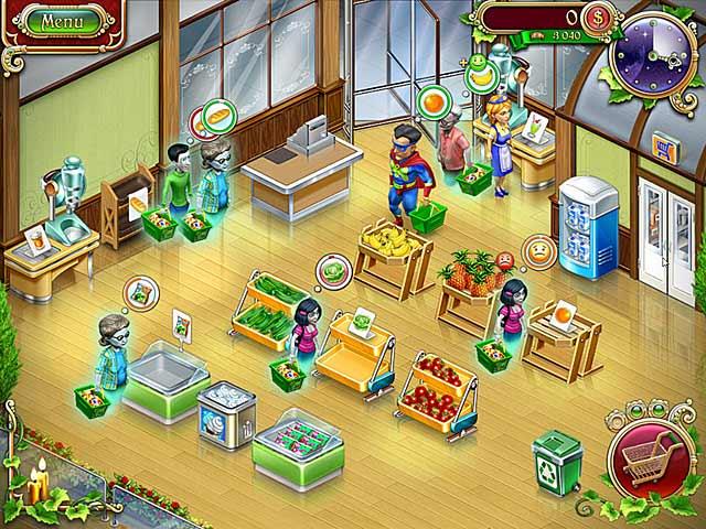 Game Skärmdump 1 Spooky Mall