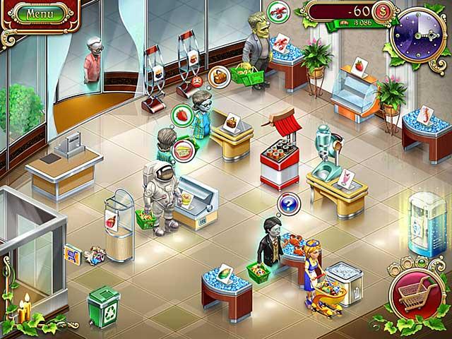 Game Skärmdump 2 Spooky Mall