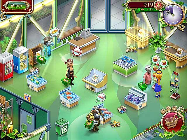 Game Skärmdump 3 Spooky Mall