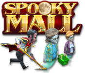 Feature Skärmdump Spel Spooky Mall