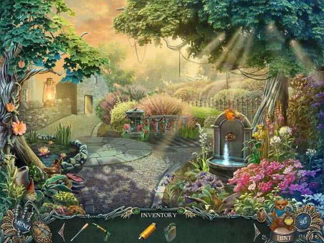 Game Skärmdump 2 Stranded Dreamscapes: The Prisoner Collector's Edition