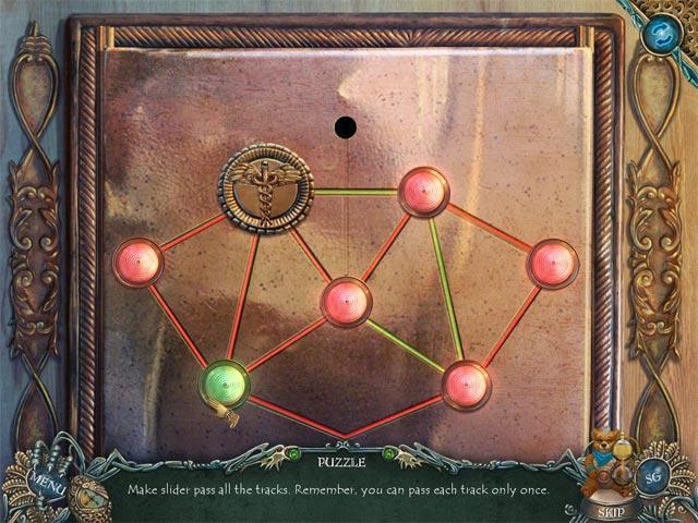 Game Skärmdump 3 Stranded Dreamscapes: The Prisoner Collector's Edition