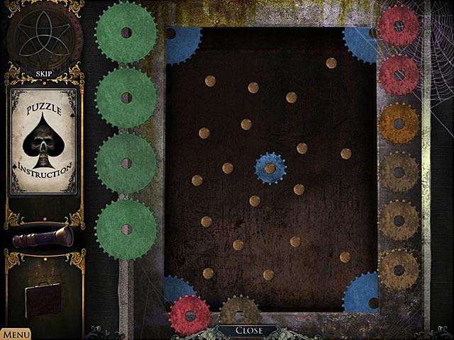 Game Skärmdump 2 Strange Cases: Hemligheterna i Grey Mist Lake