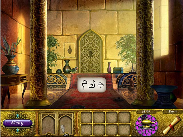 Video for The Sultan's Labyrinth: En kunglig uppoffring