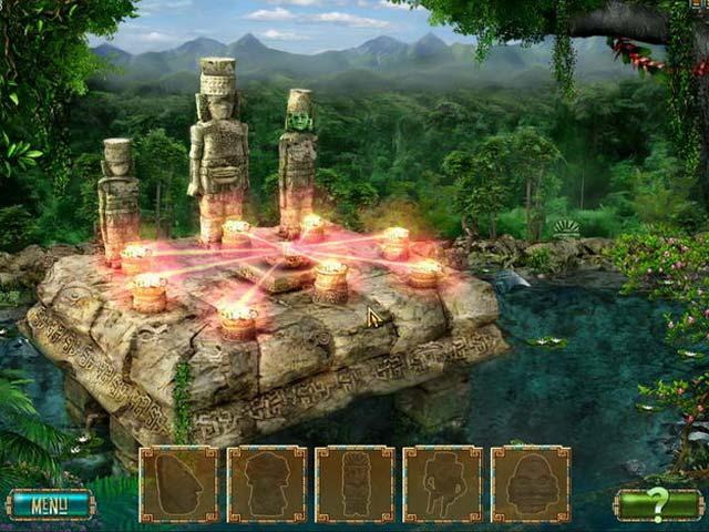 Game Skärmdump 3 The Treasures of Montezuma 2