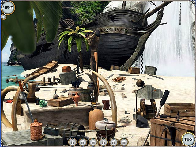Video for Treasure Seekers: Drömmar av guld